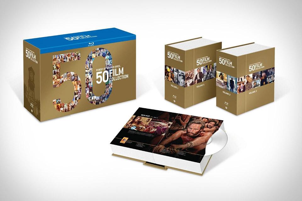 Best of Warner Bros. 50 Film Blu-ray Box Set.. - Изображение 1