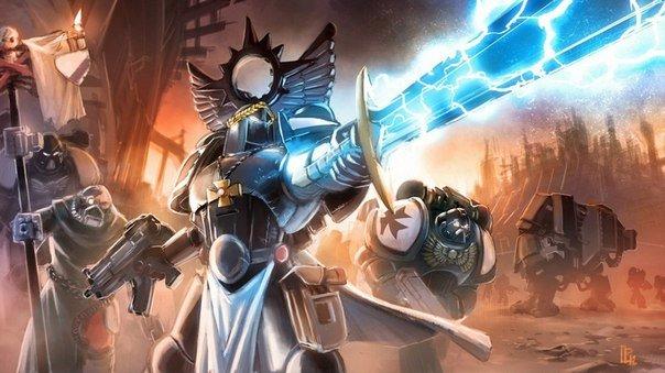 ГВ официально объявила, о том, что, Черные Храмовники войдут в новый общий кодекс космодесанта, мечтам всех Храмовни ... - Изображение 1