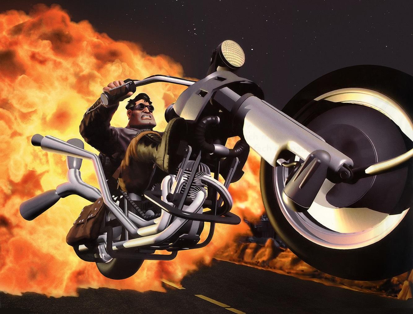 """Ретро-взгляд: Full Throttle  """"Когда я чувствую запах асфальта, я думаю о Морин. Это мои последние ощущения, после че ... - Изображение 1"""