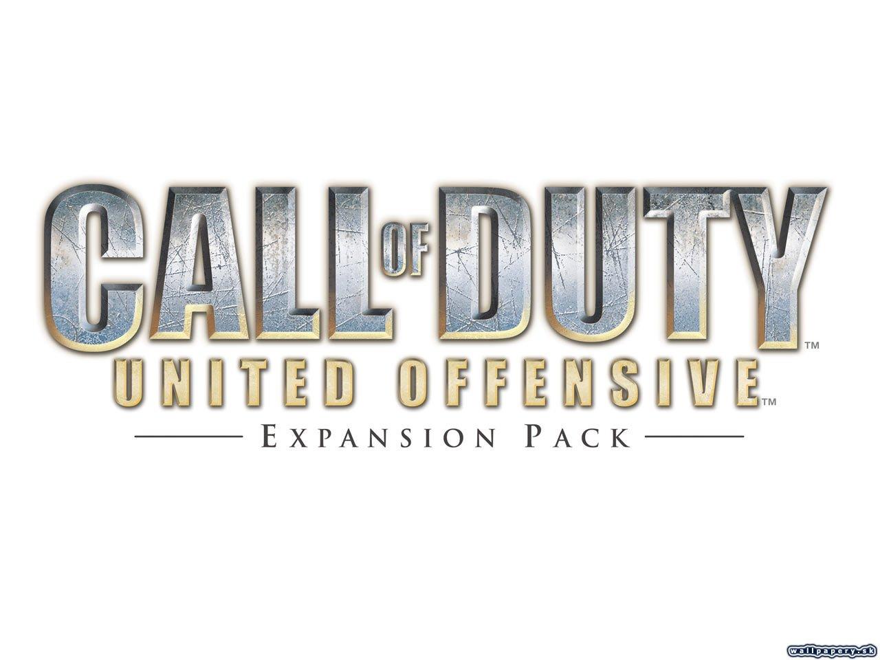 [Часть 2] Call of Duty: United Offensive  Решил пройти всю серию Call Of Duty! Ностальгия так сказать)) Буду выклад ... - Изображение 1
