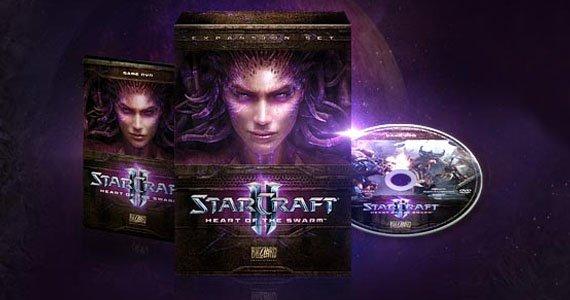Такое ощущение, что всем пофиг на StarCraft 2: Heart of the Swarm. Так ли это? А ведь запуск - сегодня ночью. Кто жд .... - Изображение 1