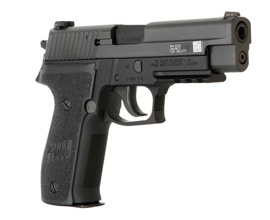 Братцы! Небольшой опрос. Sig-Sauer P 226 X-Five(1) или Beretta 92FS(2) Мне очень важно ваше мнение. Заранее спасибо!  - Изображение 1