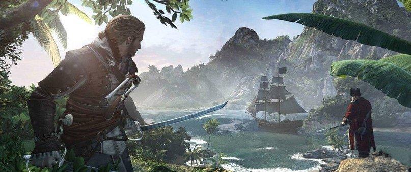 Три новых скриншота Assassin's Creed IV: Черный ФлагПроект выходит 29 октября на Xbox 360, PS3, Wii U. Даты выхода и ... - Изображение 1