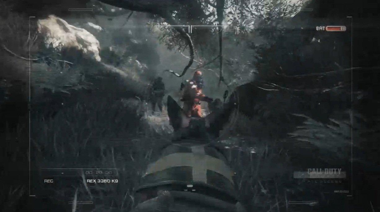 В Call Of Duty у собаки будет камера на спине. Додумается ли кто-нибудь сделать видео прикрепив GoPro к собаке? - Изображение 1