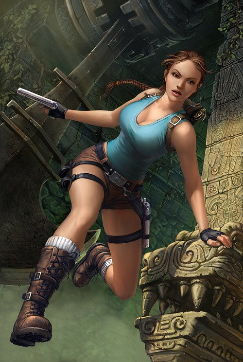 #LaraCroft. - Изображение 1