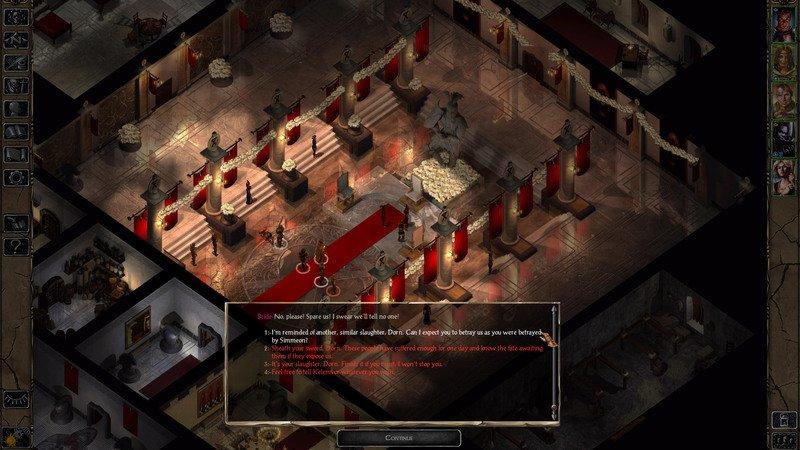 Скриншоты вышедшей Baldur's Gate II: Enhanced Edition. - Изображение 2