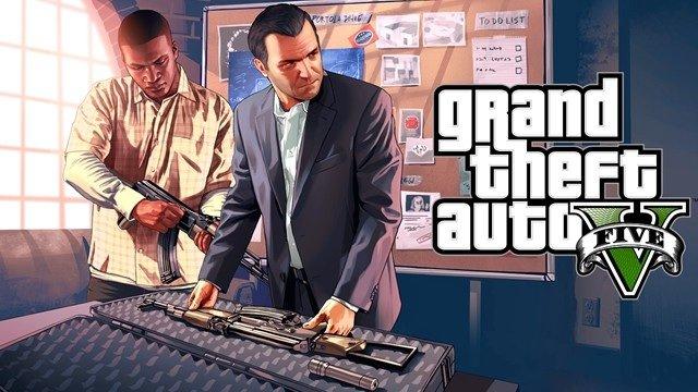 Никакой GTA V на PlayStation 4► Rockstar сообщила о своих планах по поводу выпуска Grand Theft Auto V на консоли нов .... - Изображение 1