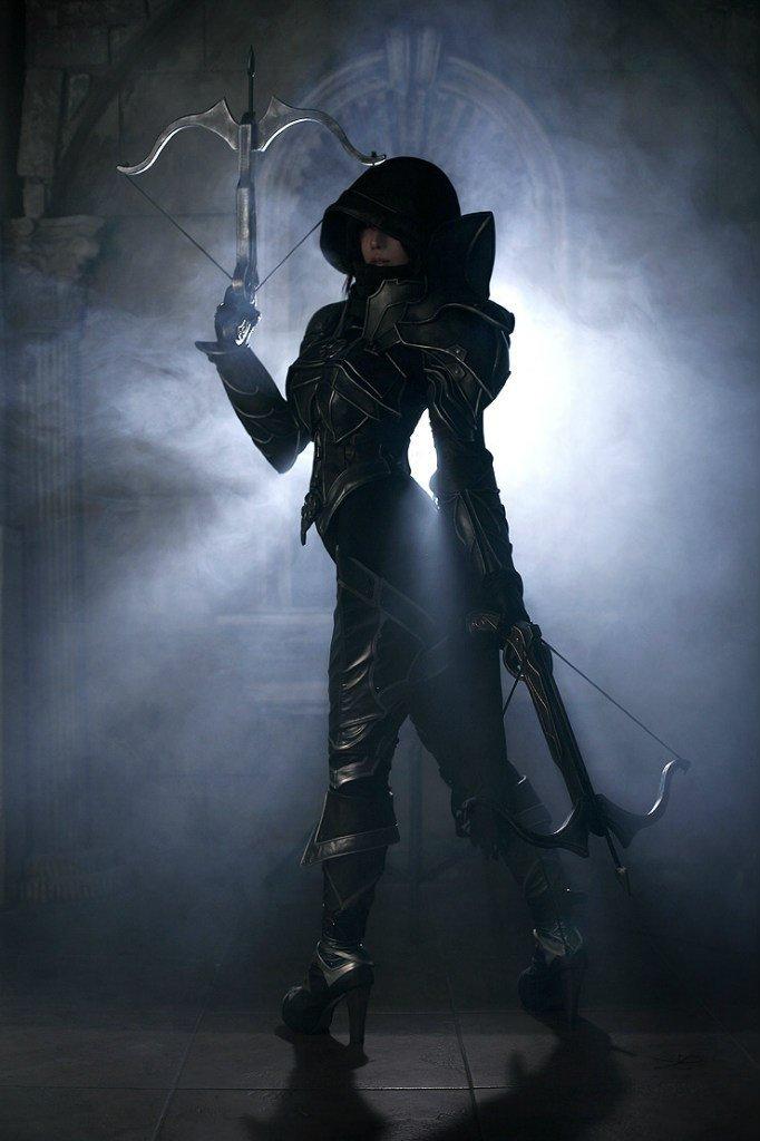 Отличный косплей на тему Diablo  - Изображение 3