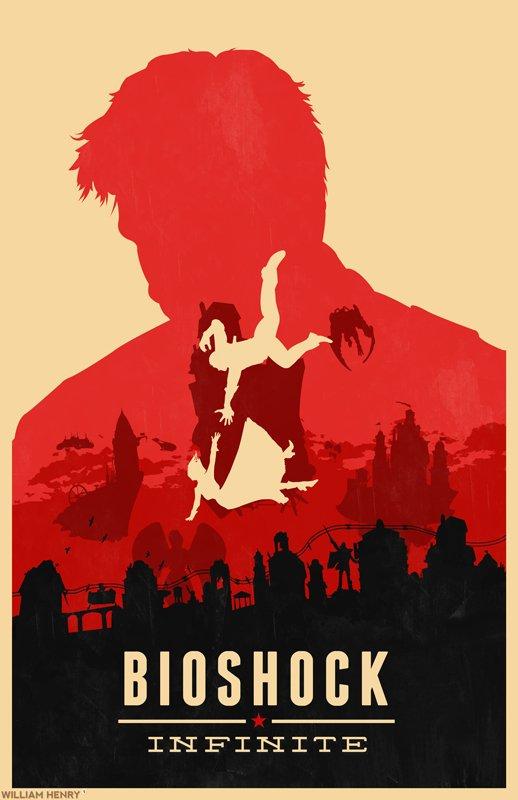 BioShock Infinite - одно из прекраснейших произведений искусства.    Значимая веха как в списке творений Кена Левина ... - Изображение 2