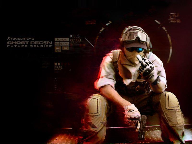 Ищу людей на кооператив компании и миссий в Ghost Recon Future Soldier - Изображение 1