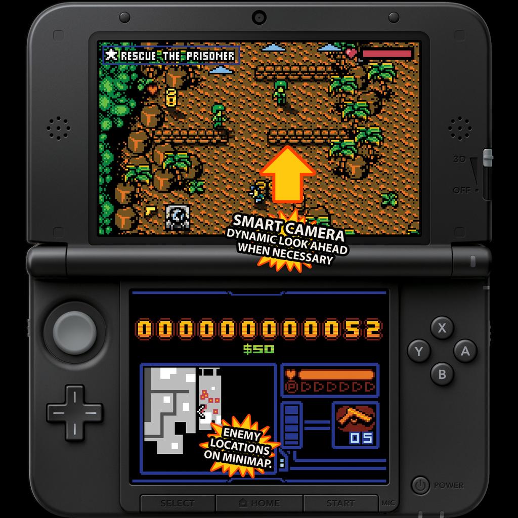 Retro City Rampage смотрится как то более уместно на 3DS - Изображение 1
