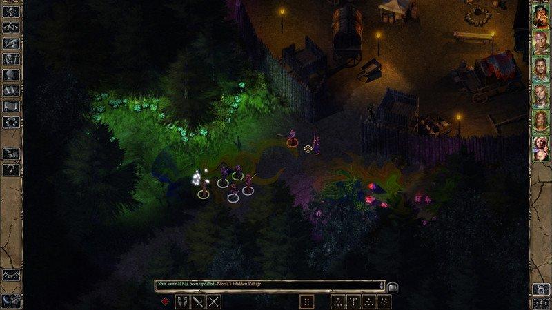 Скриншоты вышедшей Baldur's Gate II: Enhanced Edition. - Изображение 3