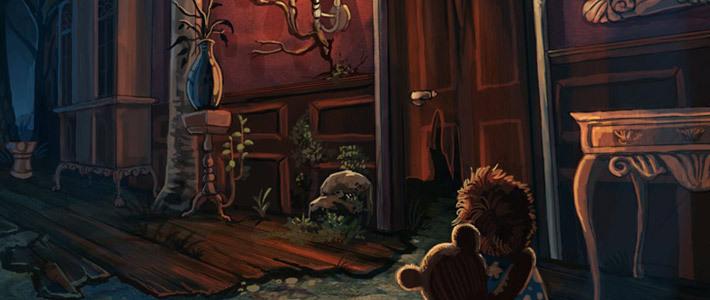 Норвежская Krillbite Studio запланировала на 14 мая релиз альфа-версии хоррора Among the Sleep — игры, главным геро ... - Изображение 1