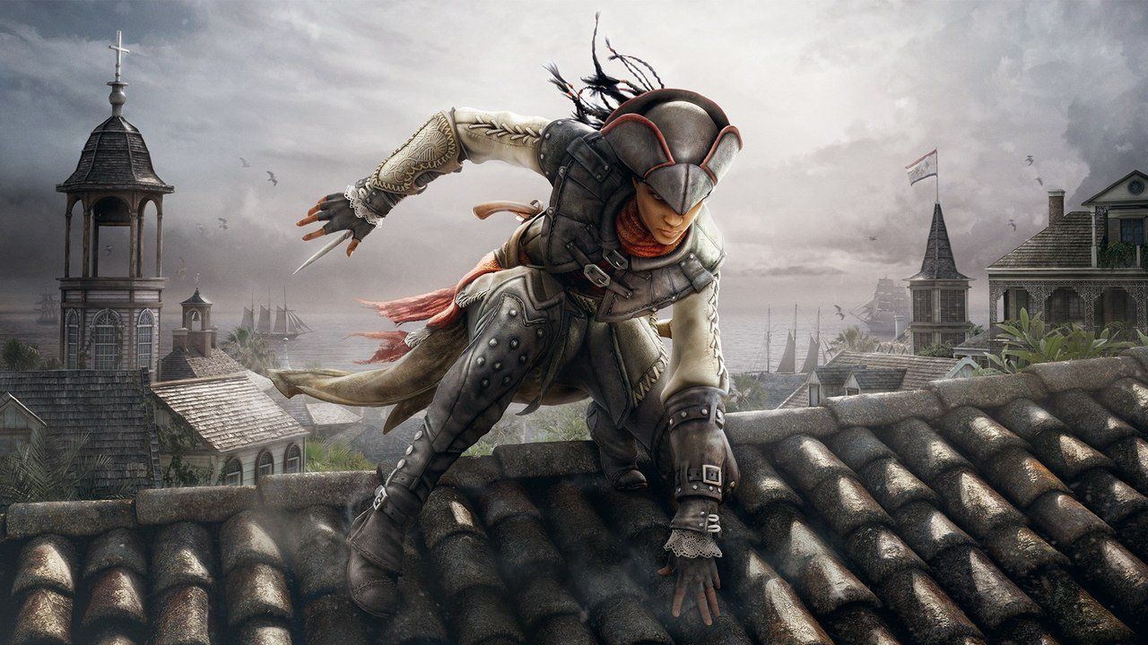 Бонусный контент Assassin s Creed 4 Black Flag для PS3 и PS4 представляет собой три дополнительные миссии за Эвелин  ... - Изображение 1