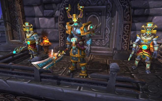 Blizzard сообщила о том, что обновление 5.2 «Властелин Грома» будет установлено на серверы World of Warcraft: Mist ... - Изображение 1