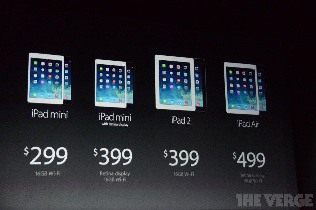 А вот и новые цены. iPad 2 остался в продаже))) - Изображение 1
