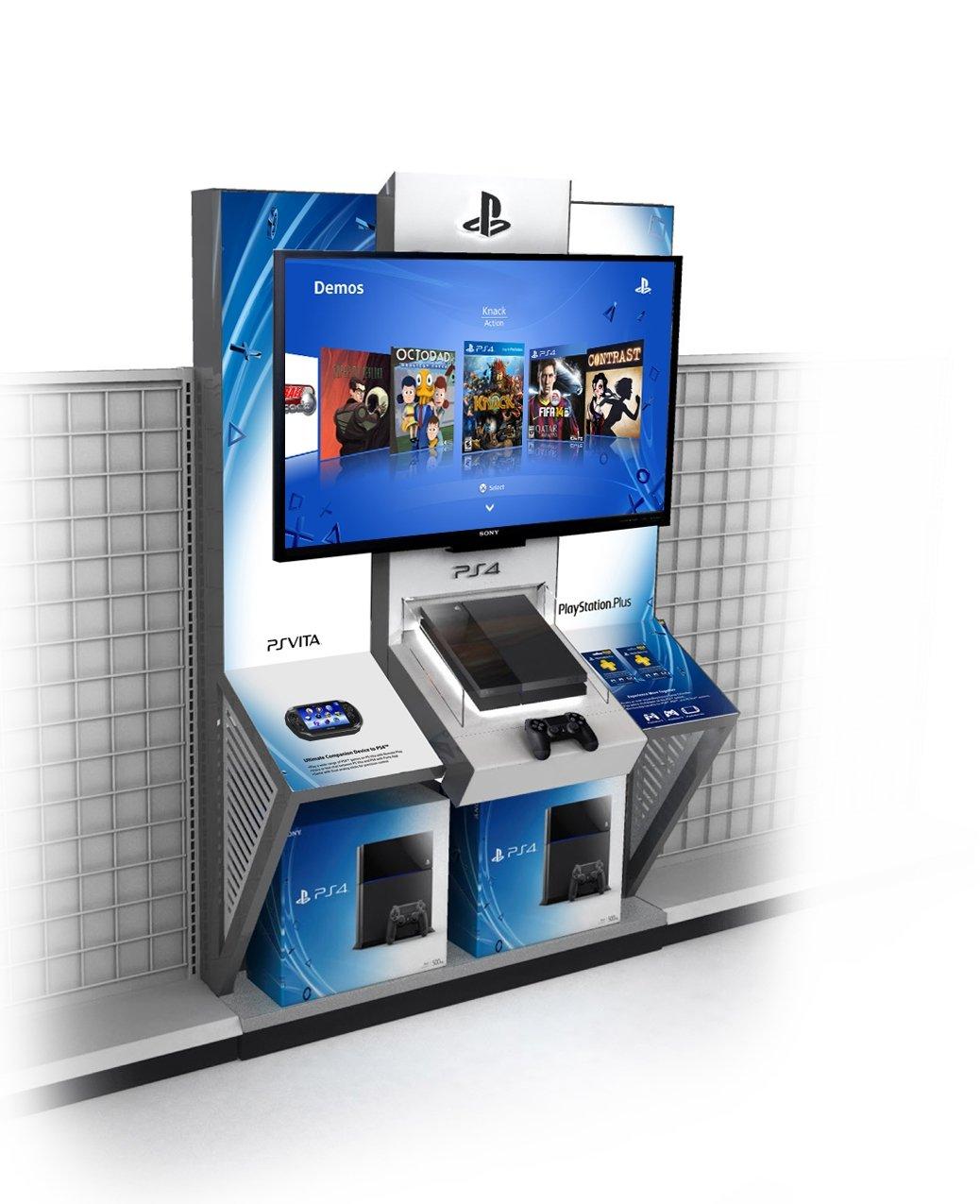 Согласно объявлению на американском PlayStation Blog, компания Sony начала распространение демо-стендов PlayStation  ... - Изображение 1