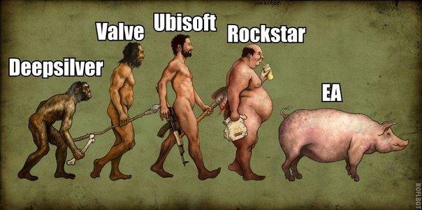 Эволюция она такая xD. - Изображение 1