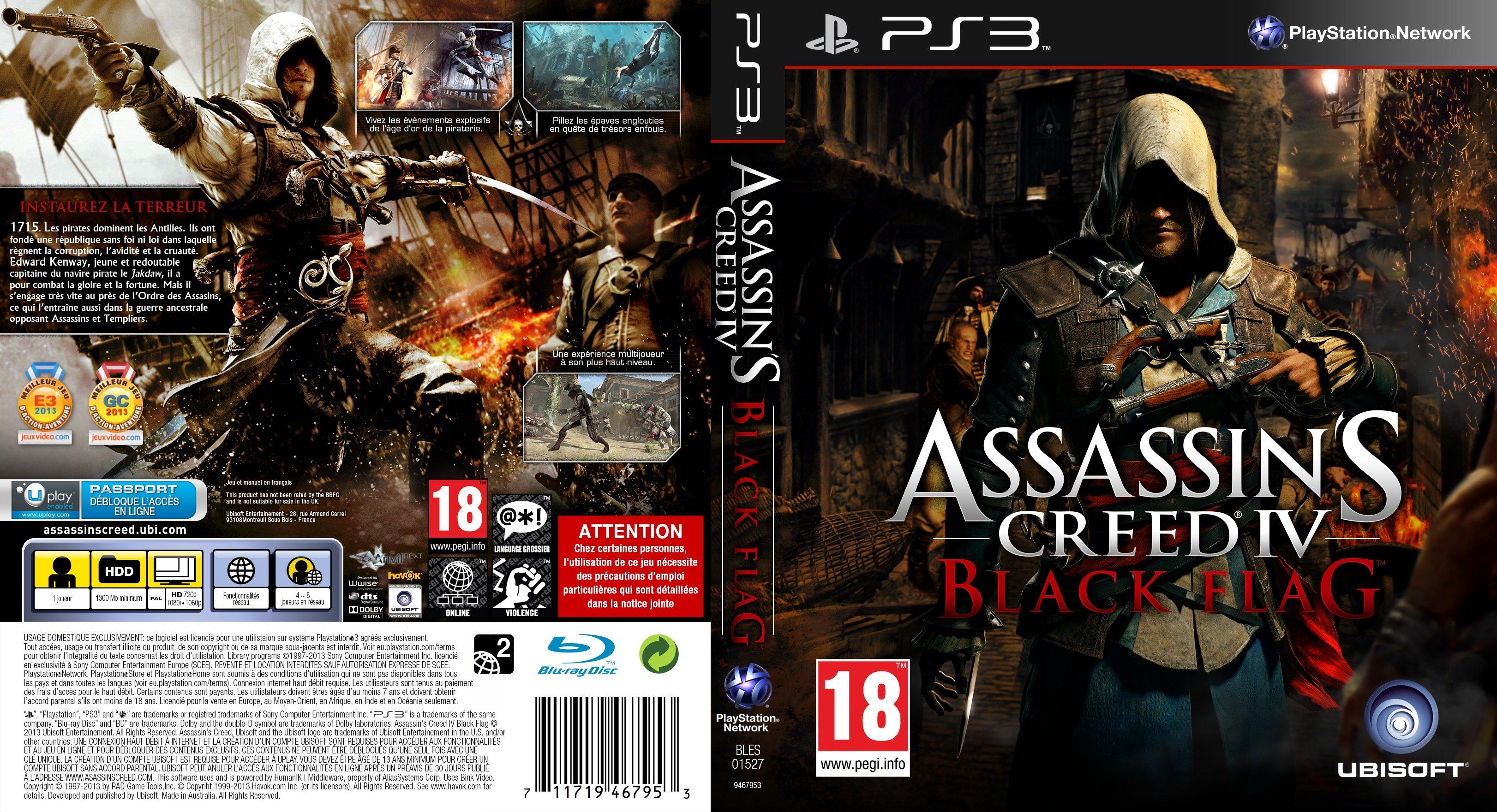 """НУ ЧТО КОРАБЕЛЬНЫЕ КРЫСЫ!, ПРИШЛО ВРЕМЯ. Итак Ребятки """"""""Assassin's Creed 4: Black Flag"""""""" вышел. Что именно для вас з ... - Изображение 1"""