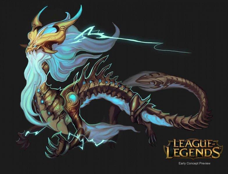 Предварительный обзор чемпиона League of Legends: Ао ШиньИсточник:lol/gameguyz - Изображение 1
