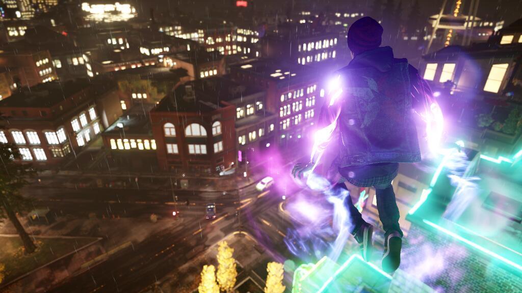 Новые скриншоты inFamous: Second Son:  Игра выходит 21 марта 2014 года эксклюзивно для PS4. - Изображение 1