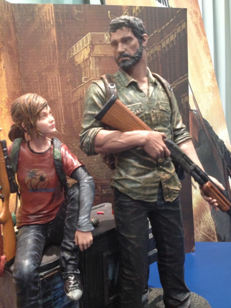 Фотографии фигурки издания Post-Pandemic для The Last of Us. Напомним, что издание будет выпущено эксклюзивно для Ам ... - Изображение 3