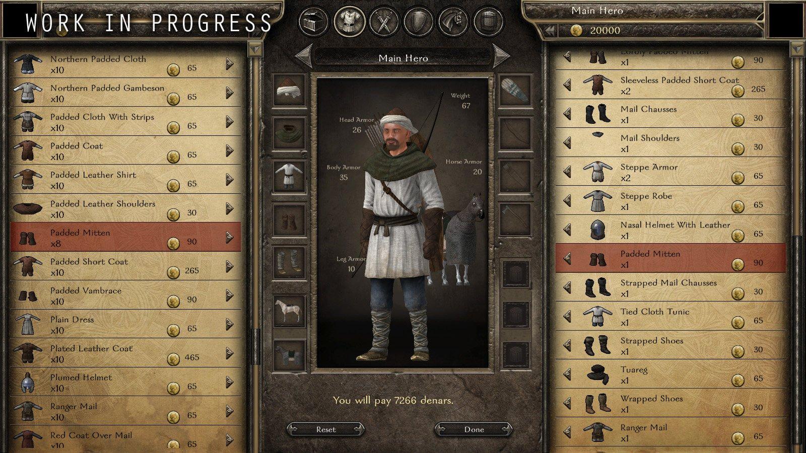 В Mount & Blade 2: Bannerlord будет броня для коней! - Изображение 1