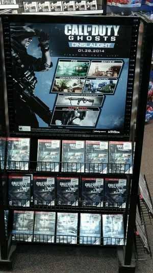 GameStop плакат и DLC пакет.  - Изображение 1