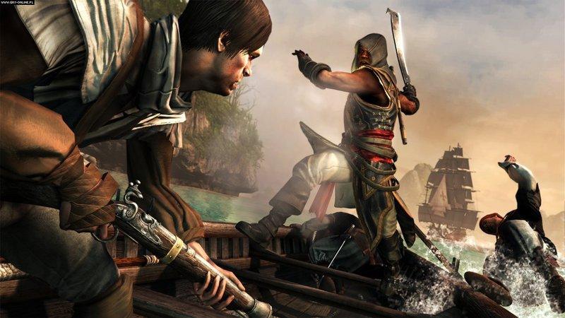 Картинки из вышедшей Assassin's Creed IV: Black Flag. - Изображение 2