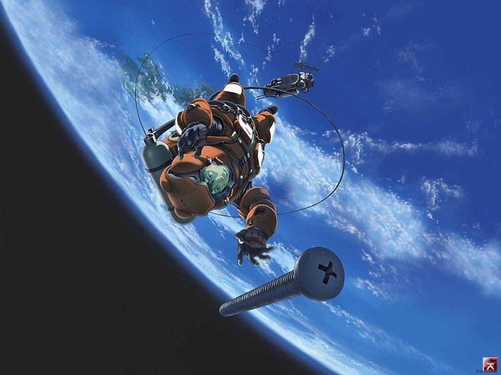 """Для тех, кому понравилась """"Гравитация"""" или он просто любит тематику космоса, советую посмотреть сериал """"Странники"""" ( ... - Изображение 1"""