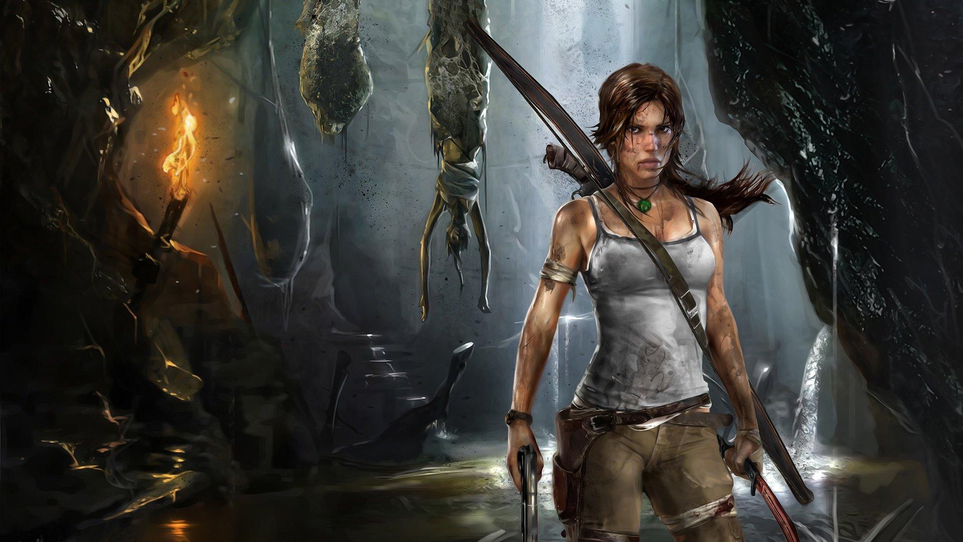 эволюция Tomb Raider (2013):из этого в это. - Изображение 2