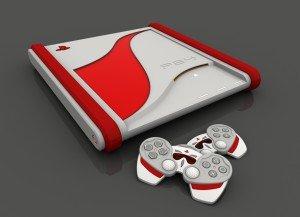 Красивый Дизайн Playstation 4  - Изображение 2