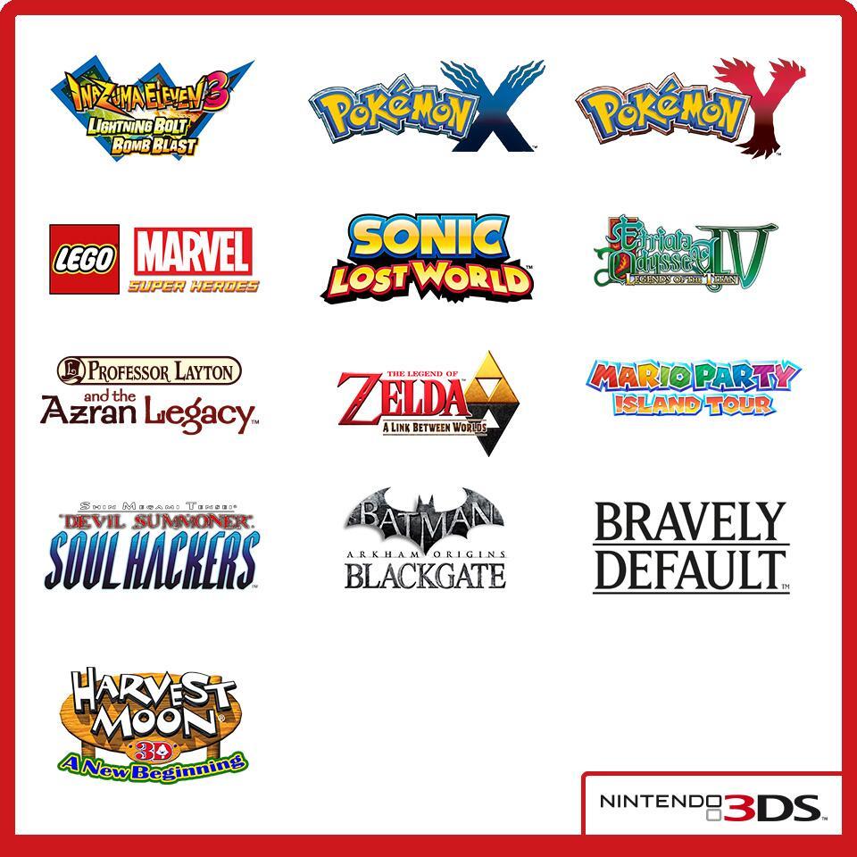 Игровая линейка #WiiU и #3DS 2013 - Изображение 2