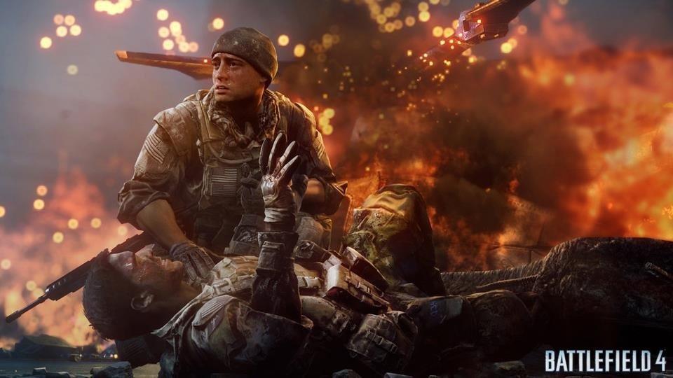 Первые скриншоты Battlefield 4 - Изображение 2