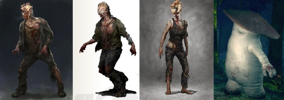 Стадии заражения в The Last of Us.. - Изображение 1