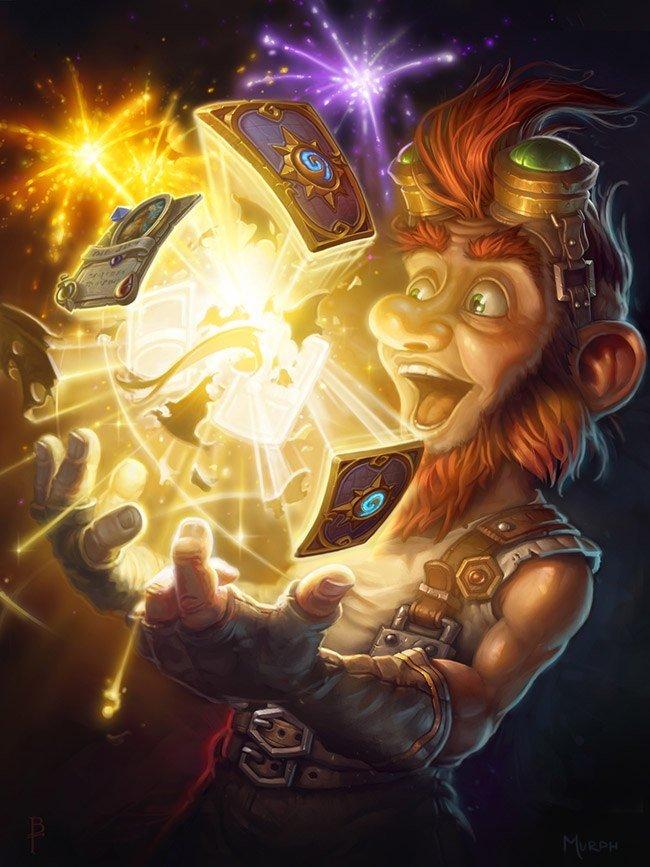 Добавляйтесь ко мне в #Hearthstone: Heroes of Warcraft - lamikol#2198 - Изображение 1