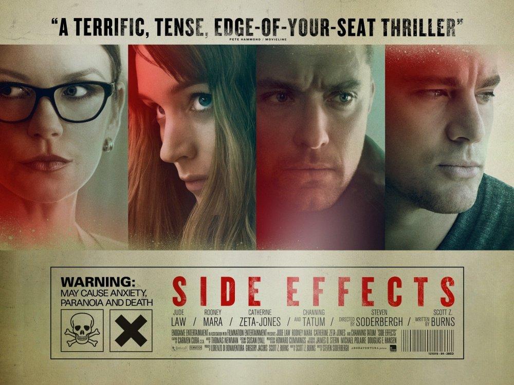 """Посмотрел тут недавно кино под названием """"Побочный эффект"""". Фильм произвел на меня очень большое впечатление, хороша ... - Изображение 1"""