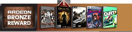 Обладатели видеокарт от AMD имеют шанс получить одну из игр бесплатно. Для этого нужно войти/зарегистрироваться ту ... - Изображение 1