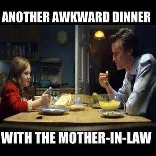 ужин с тещей. если вы понимаете о чем я #докторкто - Изображение 1