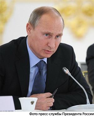 Владимир Путин готов лично принять участие в доработке антипиратского закона  Президент России Владимир Путин в ходе ... - Изображение 1