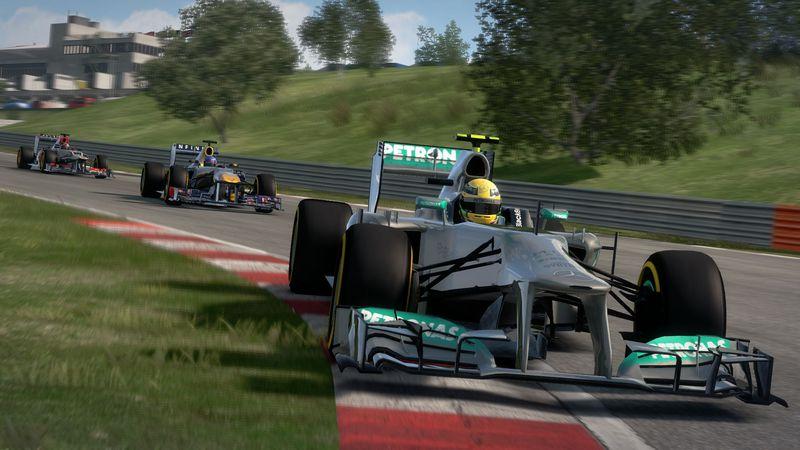 Крутые скриншоты вышедшей сегодня F1 2013. - Изображение 1