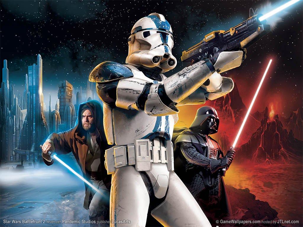 Кое-как собравшись, все таки устраиваем сегодня в 20:00 по мск пробный заход в Star Wars Battlefront 2. Если есть же ... - Изображение 1