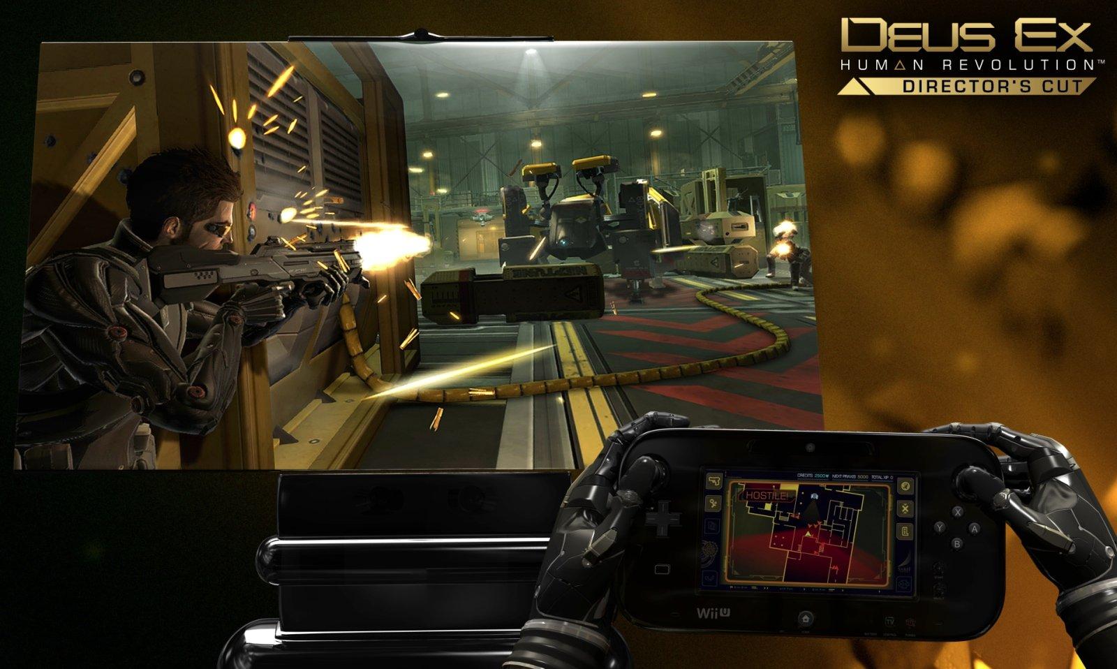 На неогафе пишут Deus Ex: Human Revolution Director's Cut выйдет 18ого октября. - Изображение 1