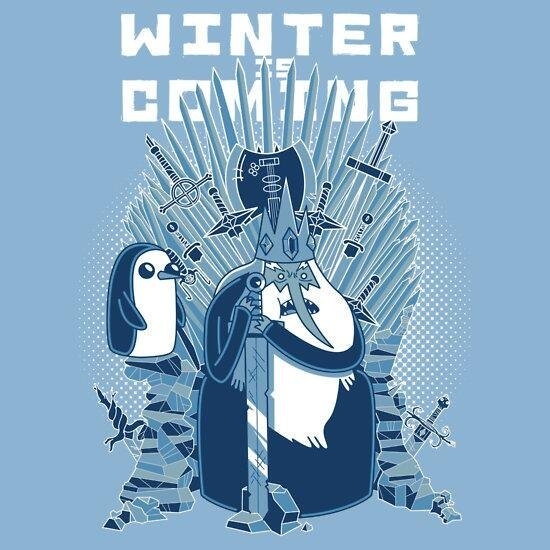 #Adventure_Time #Game_of_Thrones - Изображение 1