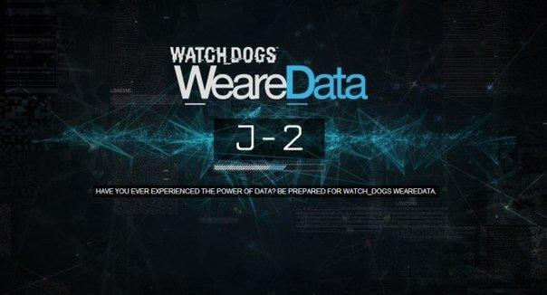 Ubisoft Montreal запустили новый тизер-сайт WeareData!   Сегодня пользователи интернет-сети нашли интересный сайт We ... - Изображение 1