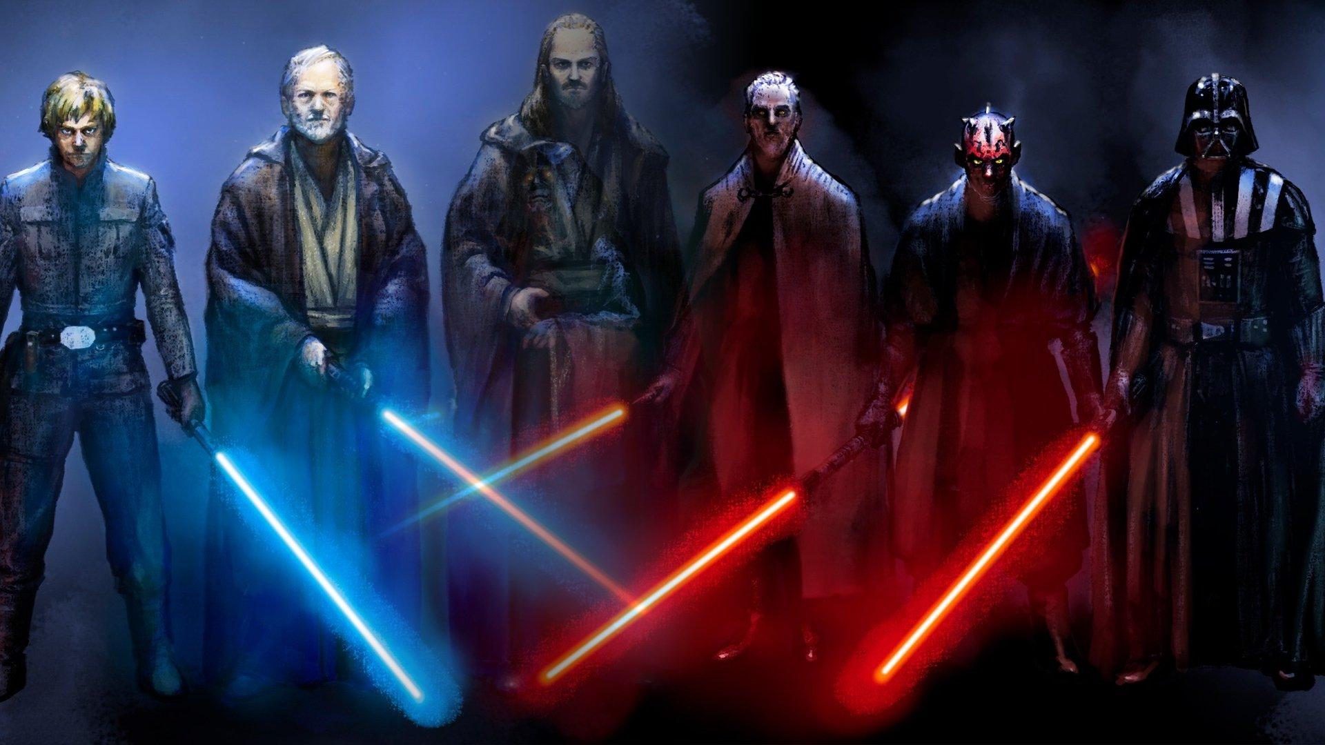 Ну че, пацаны, зарубим на выходных в Star Wars: Jedi Knight - Jedi Academy? - Изображение 1
