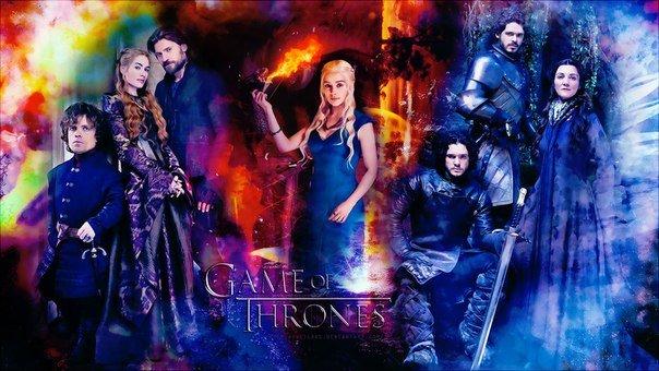 Вчера сумела посмотреть таки первую серию 3сезона фильма Игра престолов. Хочу признаться, что понравилась она мне бо ... - Изображение 1