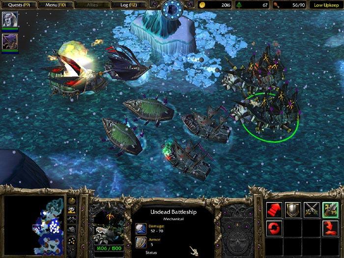 Warcraft III – мировой успех Blizzard  Наверное, нет в мире ни одного геймера, который ни разу бы не слышал о такой  .... - Изображение 1