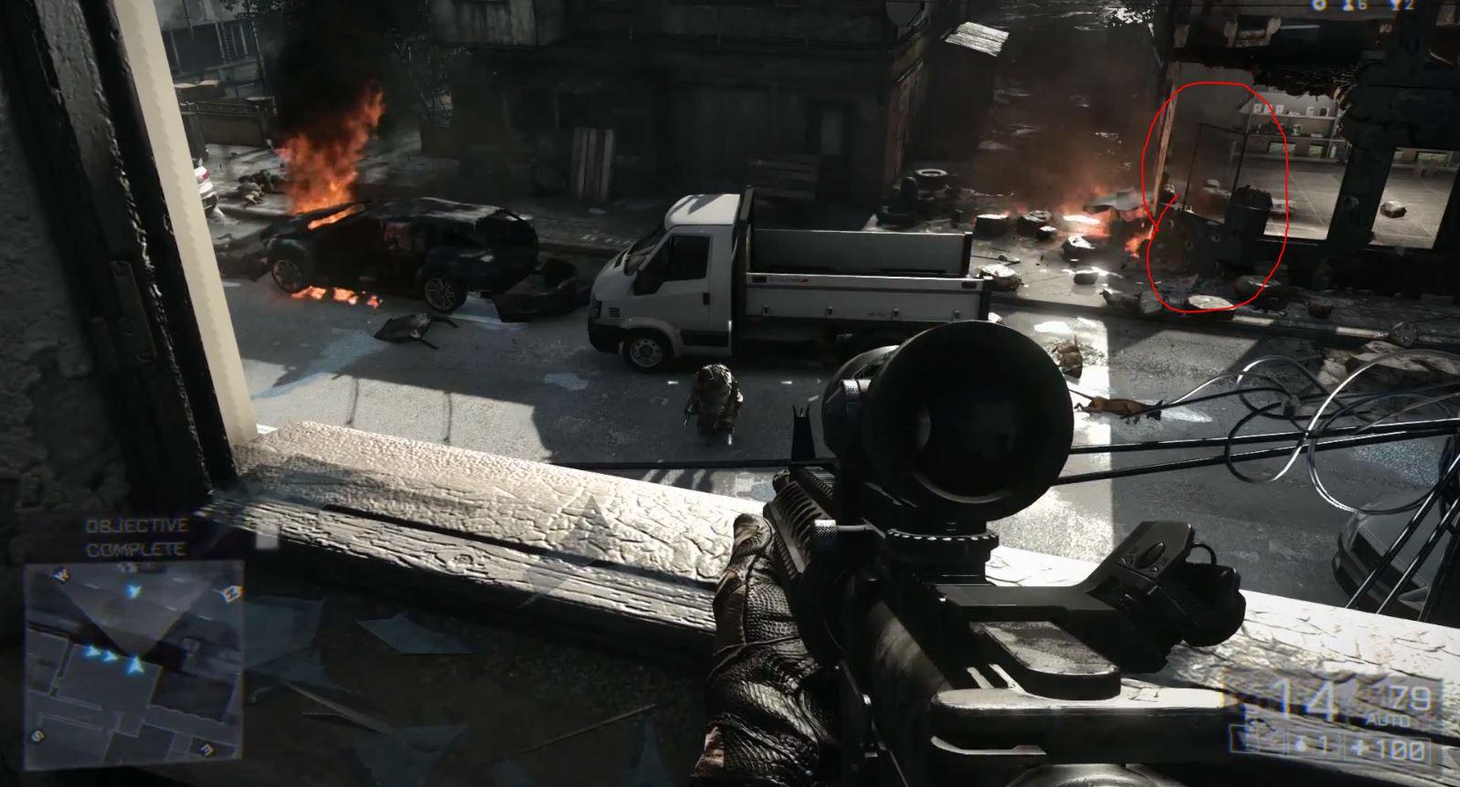 Все таки полной разрушимости в Battlefield 4 не будет =(  - Изображение 1