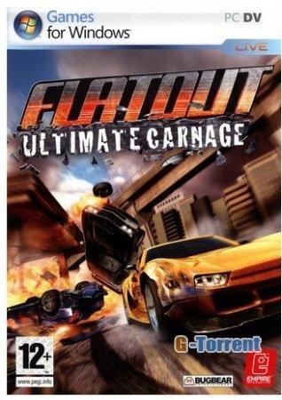 FlatOut Ultimate Carnage поднимает планку разрушительных гонок на новый уровень. Перед вами максимально экстремальны ... - Изображение 1
